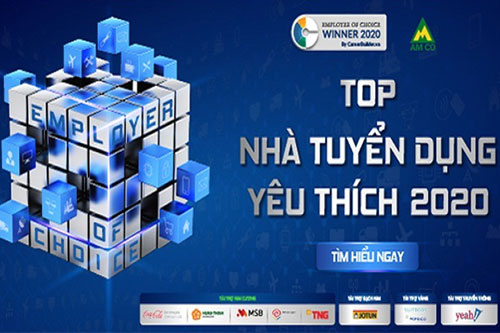 HUNG THINH CORPORATION HONOURED 3 CATEGORIES AT THE VOTE OF BEST EMPLOYERS OF CHOICE RECRUITER 2020